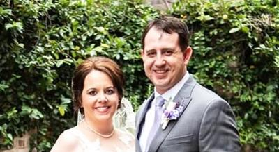 Johnson-Walters Wedding
