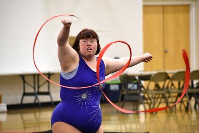 Special Olympics Rhythmic Gymnastics