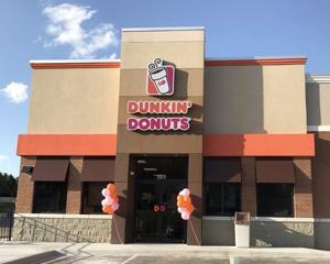 Dunkin Donuts makes debut in Enterprise