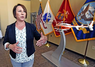 Martha Roby Bell Helicopter