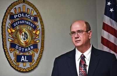Dothan Police Chief Steve Parrish