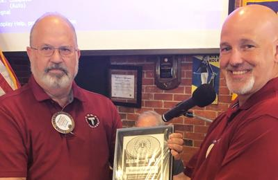 Bowron recognized as Lion of the Year
