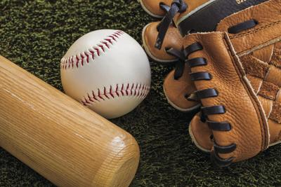 Generic baseball logo