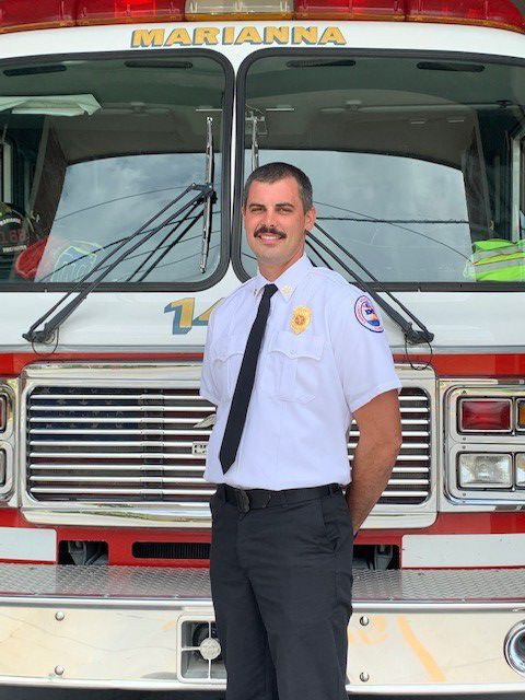 Marianna names new fire chief