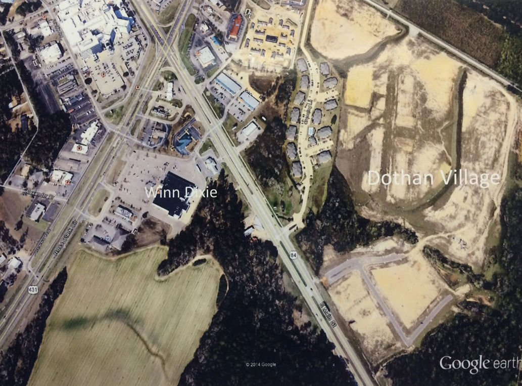 Dothan Village hoping to finish first phase by end of year