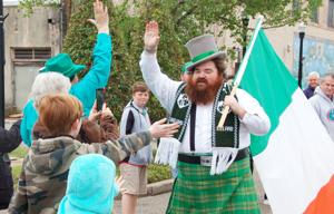 Enterprise celebrates with 'World's Smallest St. Patrick's Day Parade,' 'Half Pint 0.5K'