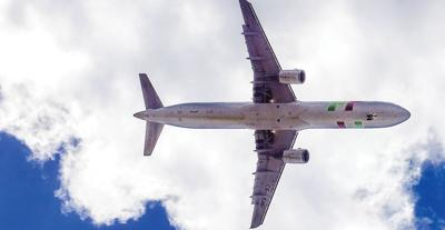 airplane in air generic