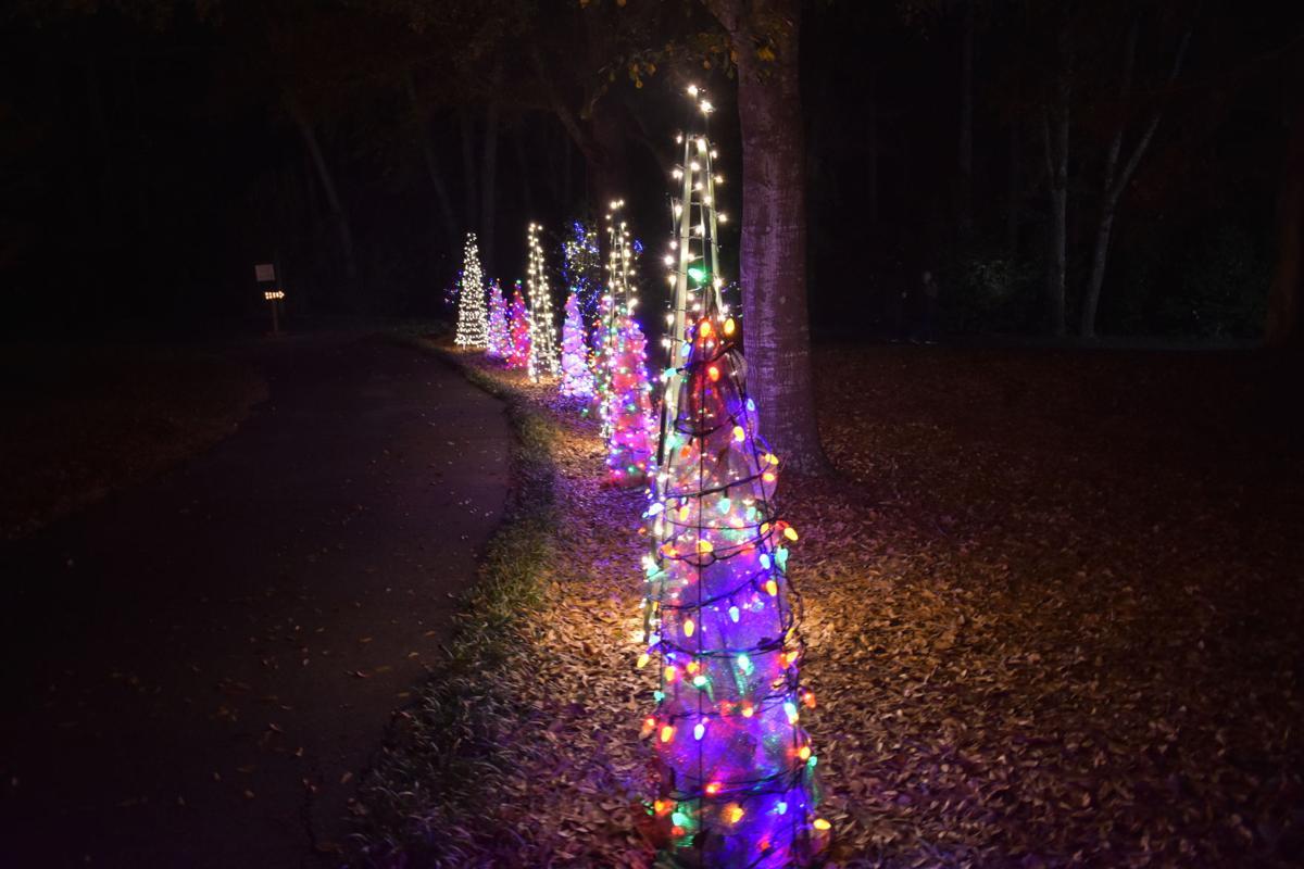 Christmas Lights Brighten Holiday Season Local