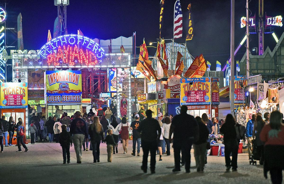 2020 National Peanut Festival Canceled