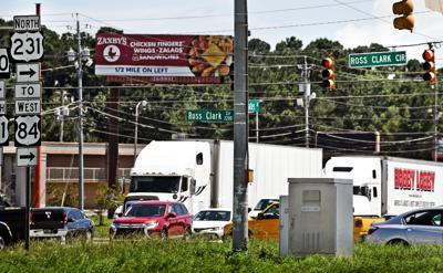 Adaptive traffic signals