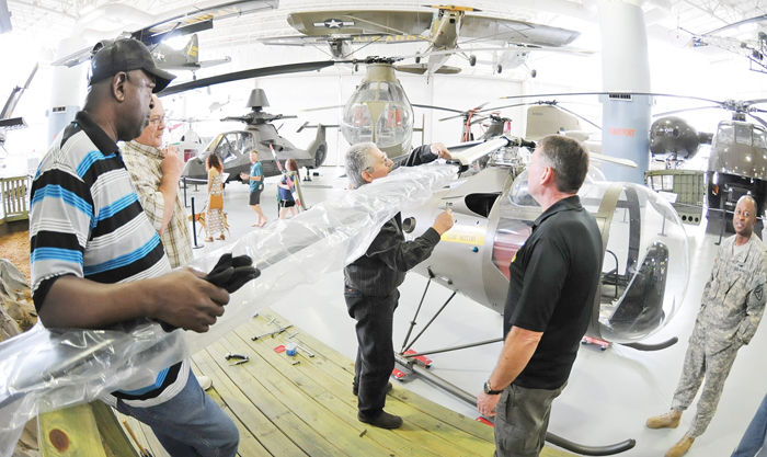 Museum adds Brantly B-2 to collection