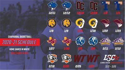 LCU Basketball Schedule