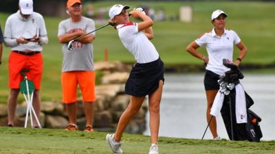 09-14 Lady Raider Golf