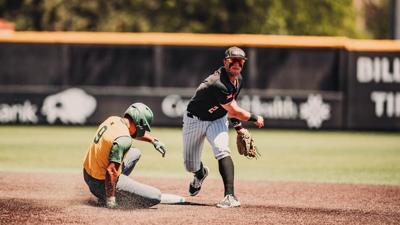 Jace Jung Tech baseball