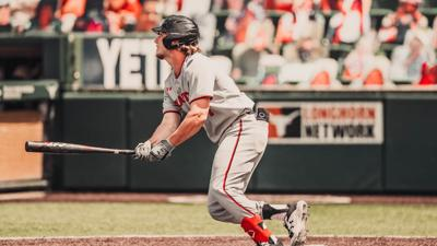 Dru Baker Tech baseball