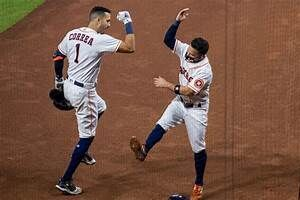 Carlos Correa plays hero for Houston Astros with walk-off HR in ALCS Game 5