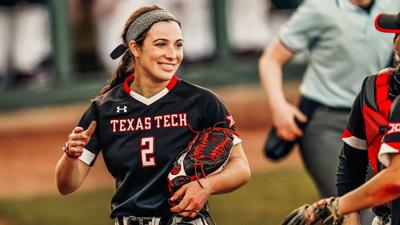 Texas Tech softball