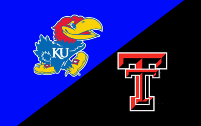 Kansas Jayhawks vs Texas Tech