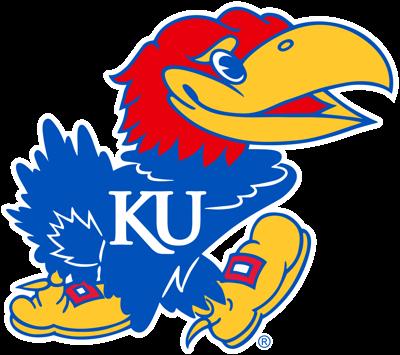 Kansas Jayhawk logo