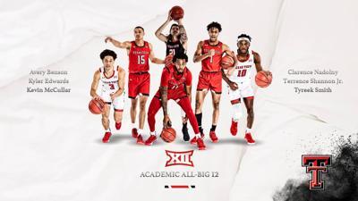 Academic All-Big 12