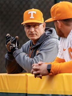 Frank Anderson Tennessee baseball coach