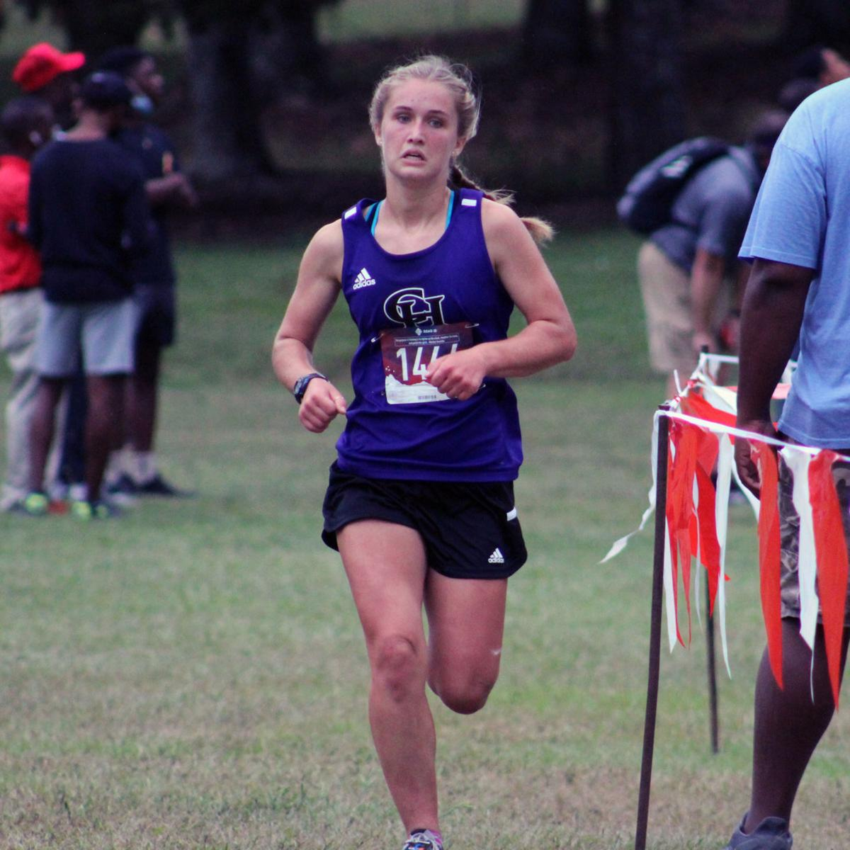 Alexander dominates county with cross-country sweep 1