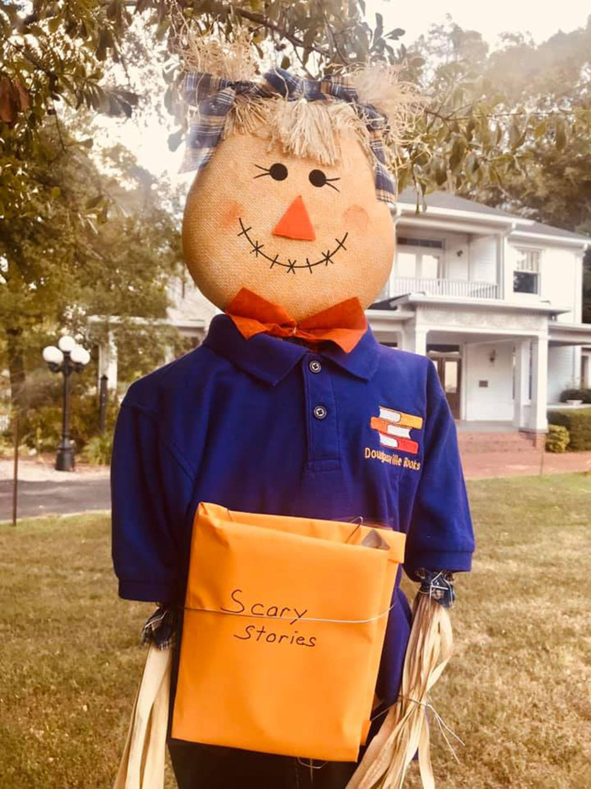 Entry deadline for Scarecrow Contest is Sept. 25