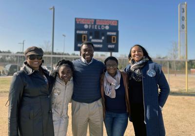 Douglasville renames baseball field in honor of Terry Harper