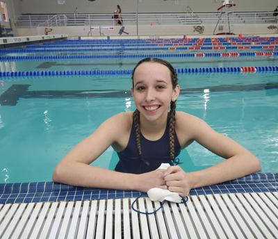 Thaler sets 4 new records at DCHS