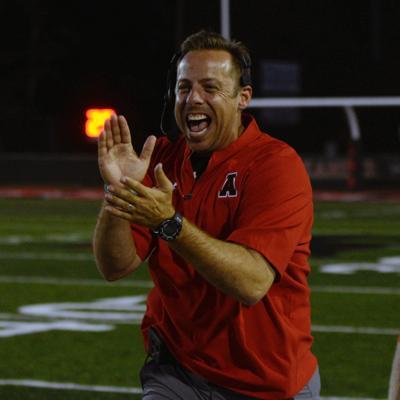 Combs steps down as Alexander coach