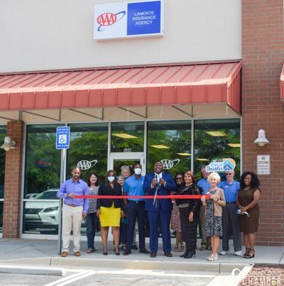 AAA Lamonte & Associates Insurance Agency celebrates grand opening