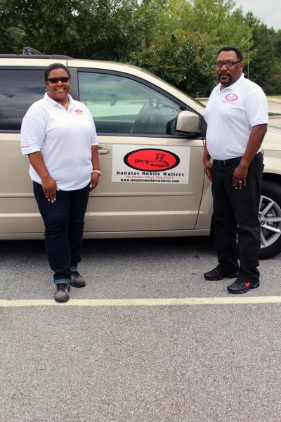 Local couple launches mobile food delivery service