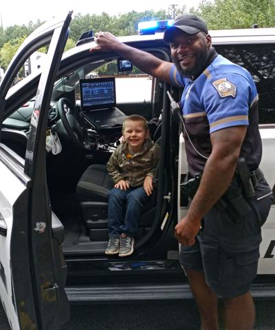 Community policing: Four-year-old no longer afraid of police after encounter with officer