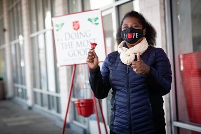 Salvation Army holding job fair for bell ringers Oct. 29