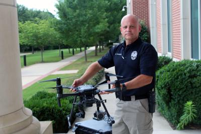 Eye in the sky: Drones have become a useful tool for Douglasville Police