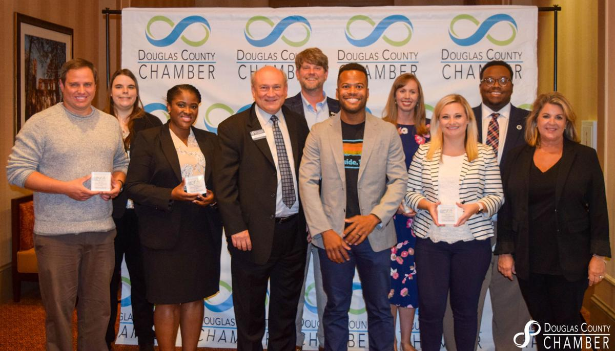 Educators among county's Top 10 Young Professionals