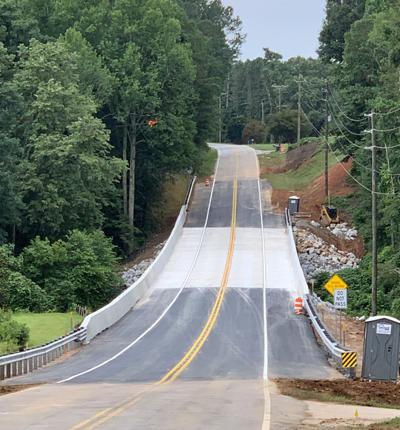New Post Road bridge over Dog River opens