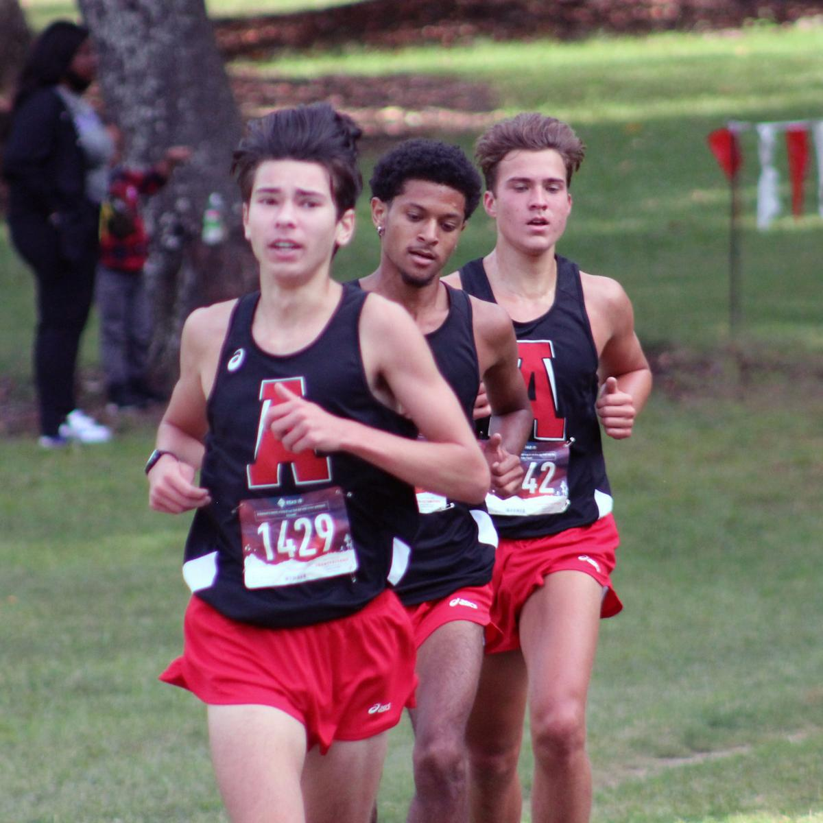 Alexander dominates county with cross-country sweep 2