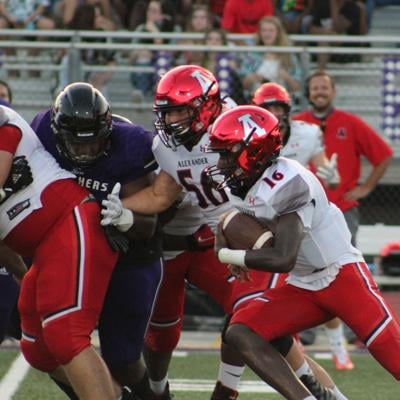 Alexander faces test at No. 3 Cartersville