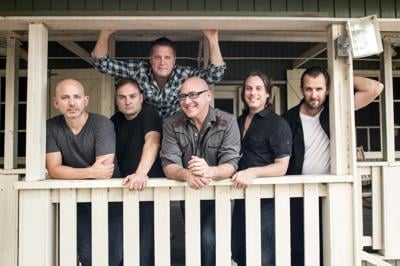 Sister Hazel to perform at The Mill on Saturday