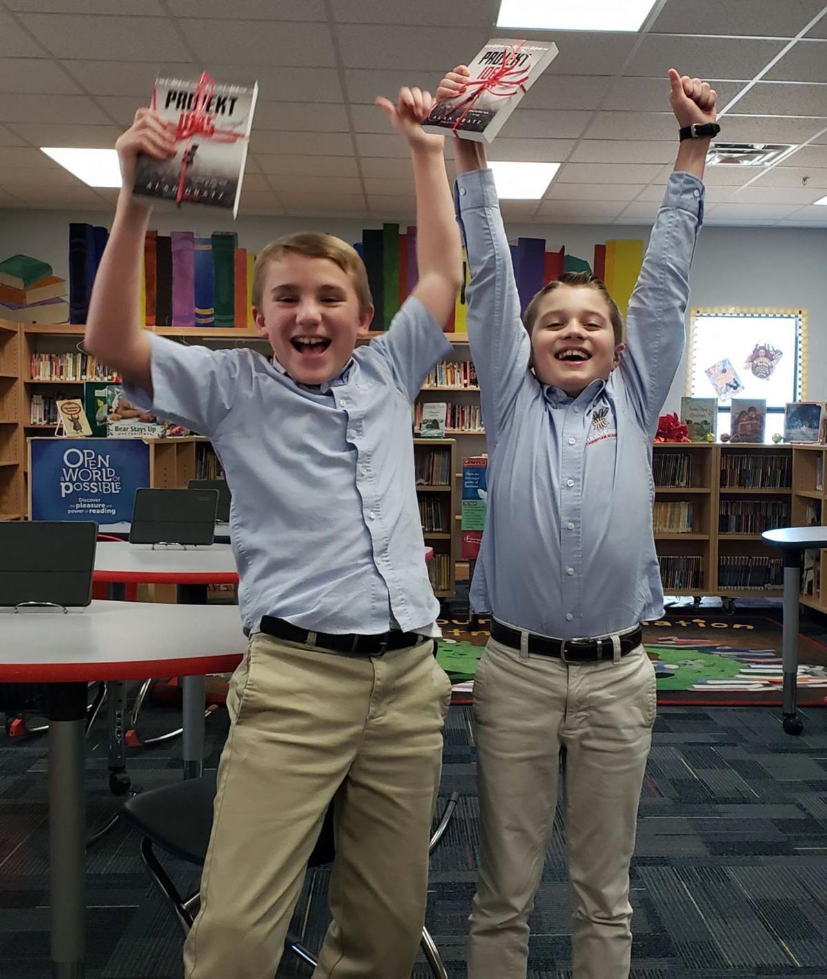 Harvester named top private school in Douglas