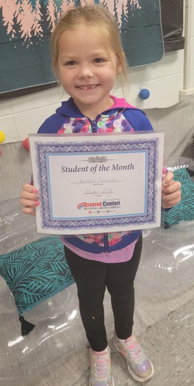 Assured Comfort creates student  of the month program in local schools