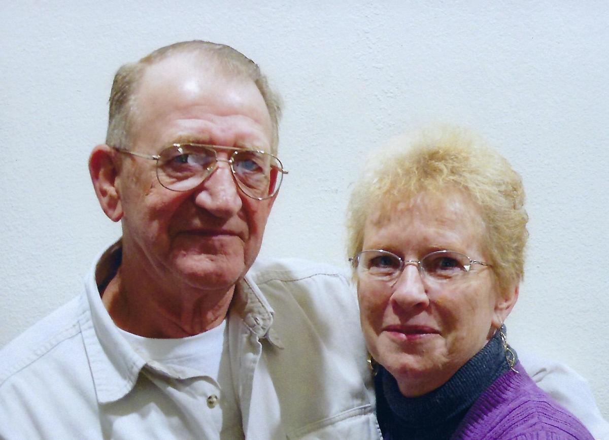 Ray and Barbara McDowell
