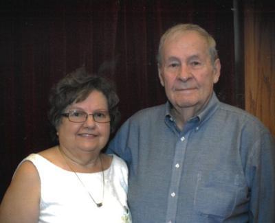 Bob and Pat Meinert
