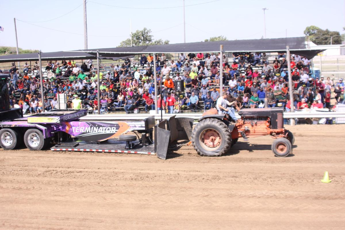 New Vienna holds annual Tractor Pull | News