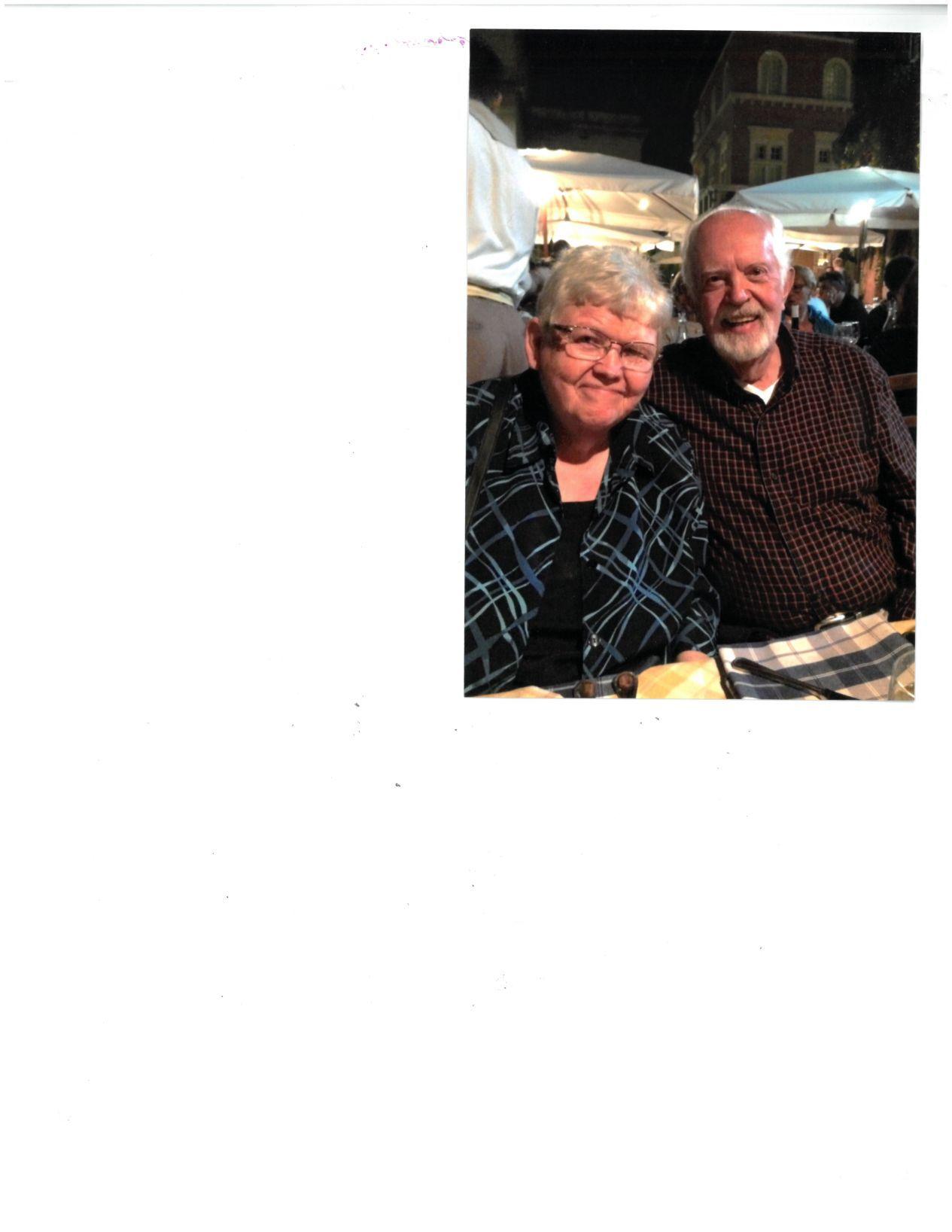 Jerry and Pat Mulert