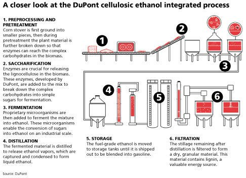 cellulosic ethanol could be fuel of the future