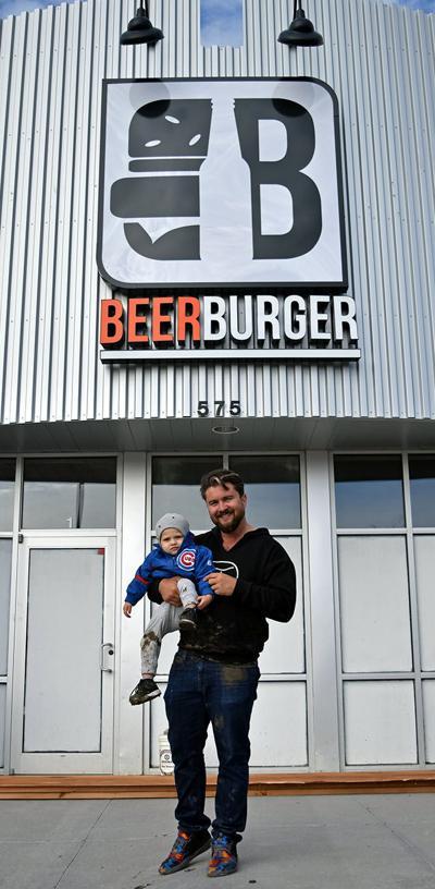 Beer Burger coming soon