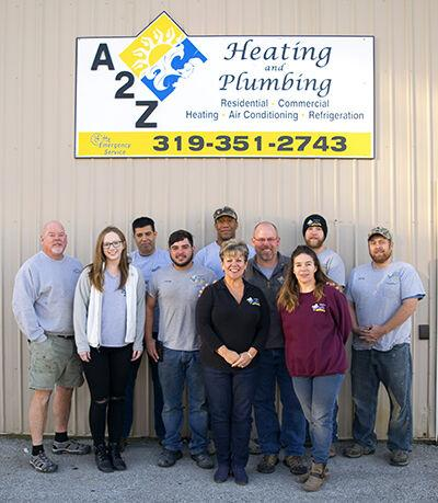 A2Z provides a breadth of household services