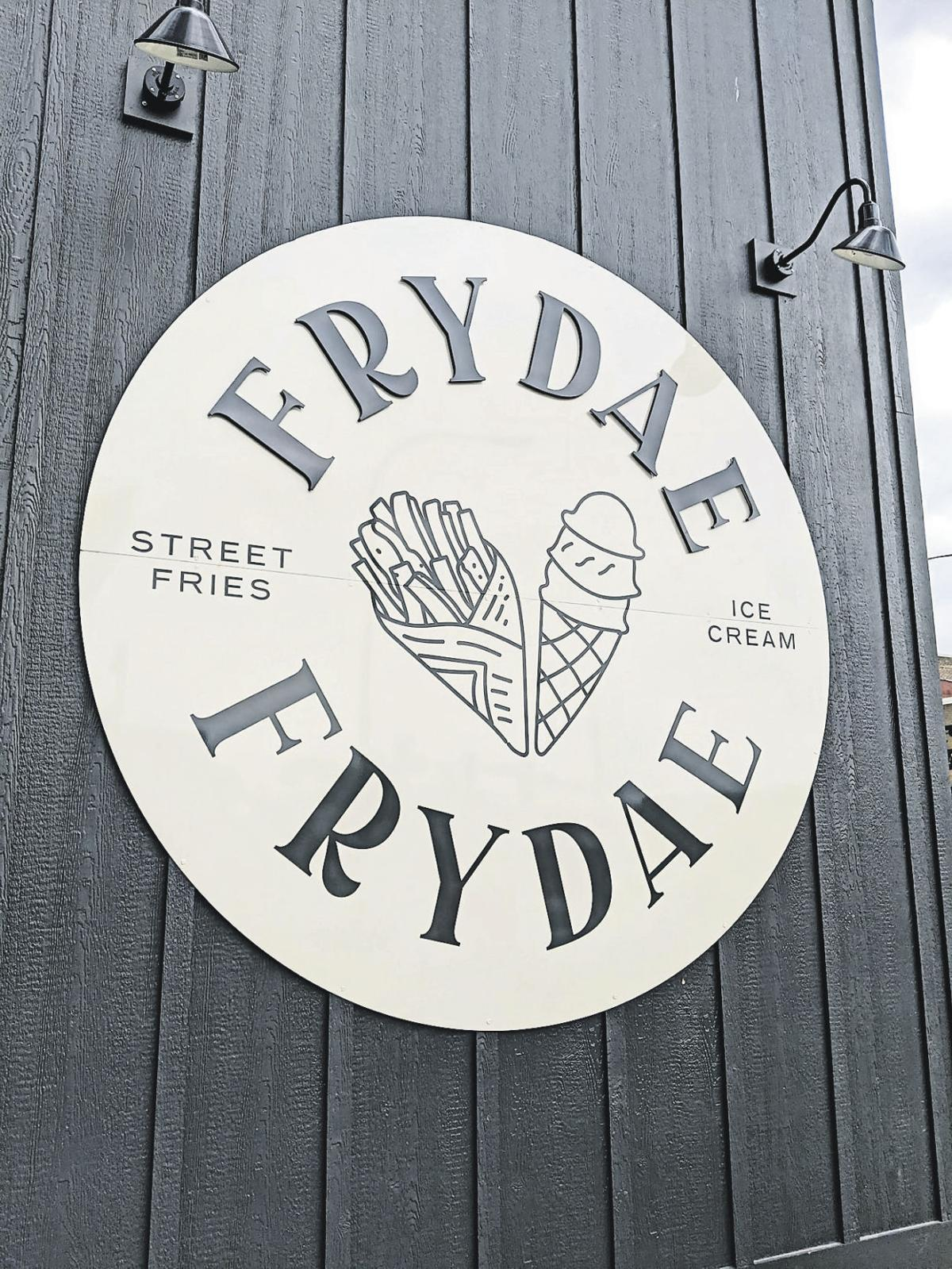 A little sweet with a little salty is the fare at Frydae